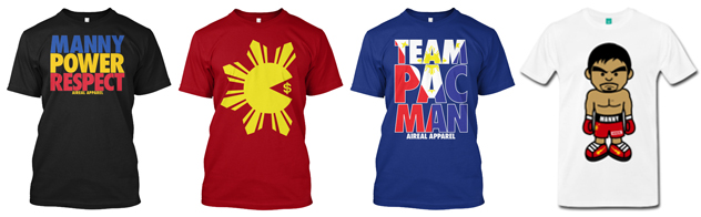 AiReal Apparel Manny Pacquiao Filipino Shirts Angry Manny Pacman