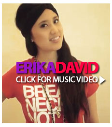 Ericka David Yeah 3x Cover AiReal Apparel Break Necks Not Hearts Tee