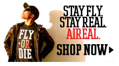 Fly Or Die AiReal Apparel