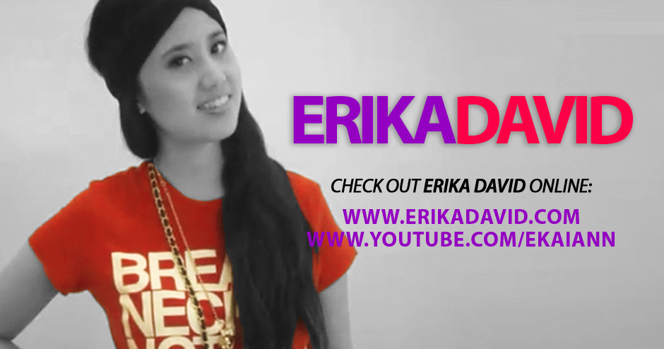 Erika David and Break Necks Not Hearts by AiReal Apparel