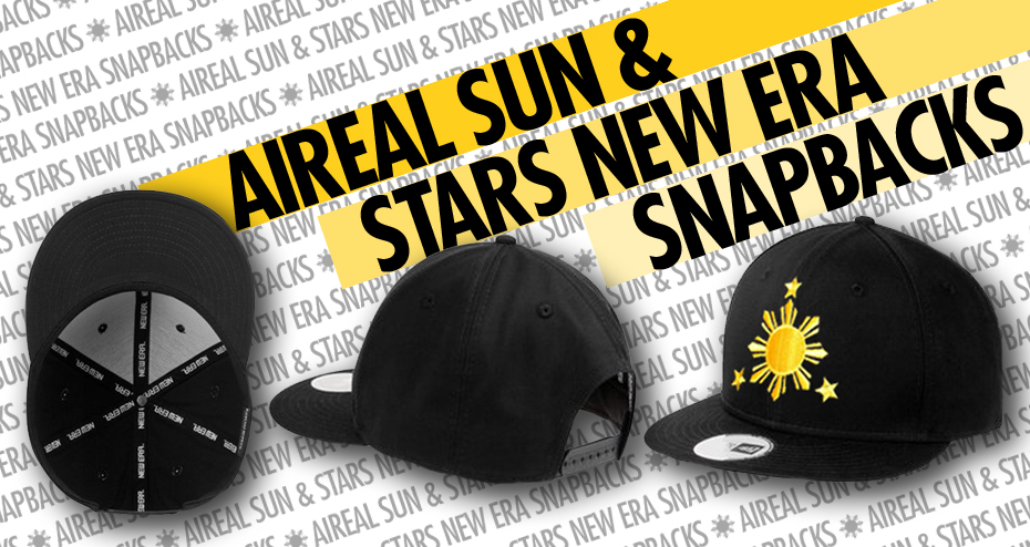 Sun & Stars Snapbacks by AiReal Apparel